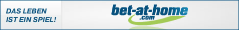 Bet at Home Neukundenbonus