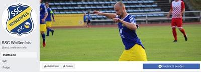 1. FC Weißenfels Facebookseite