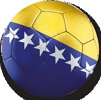 Bosnien-Herzegowina bei der EM 2016