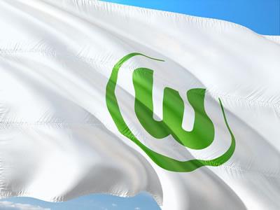 Wolfsburg bei der Bundesliga Relegation 2018