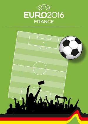 DFB Team bei der EM 2016 in Frankreich