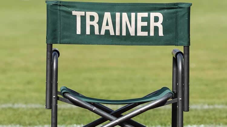 Erste Trainerentlassung