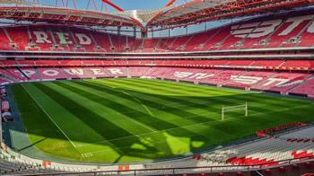 Estádio da Luz Fußballstadion in Lissabon