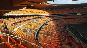 FNB-Stadion in Johannesburg
