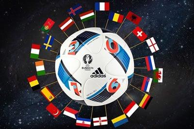 Teilnehmer und Favoriten bei den Fussball EM Wetten
