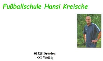 Die Fußballschule von Hansi Kreische