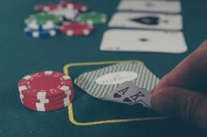 Ausnahmeregeln für die Online Glücksspiele Roulette und Black Jack