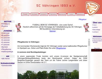 SC Vöhringen