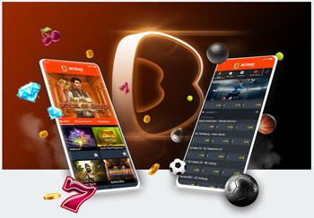 Die Betano App für Smartphones & Tablets