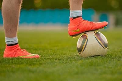 Ein Fußballer sucht Sportwetten Testberichte