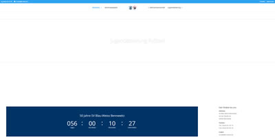 SV Blau-Weiss Bennewitz Webseite