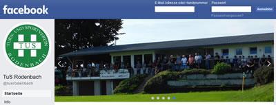 TuS Rodenbach Facebook Seite