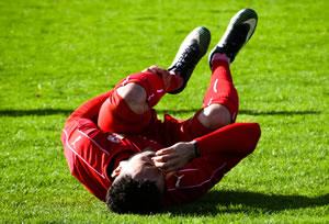 Ein Faul in der Bundesliga mit Videobeweis aufgelöst