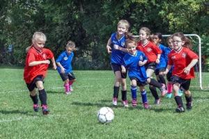 Vorteile für Mädchen und Frauen durch den Fußball